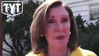 Nancy Pelosi SLAMS Mitch McConnell