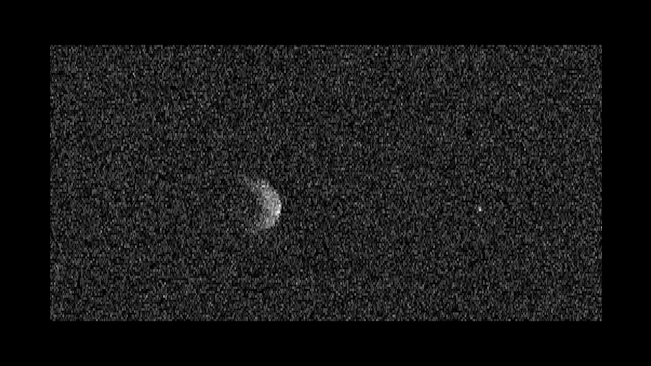 2016 Halloween Asteroid Has Its Own Gremlin - YouTube