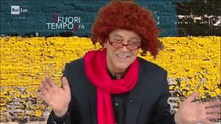 Crozza/Valeria Fedeli - Che fuori tempo che fa 08/01/2018