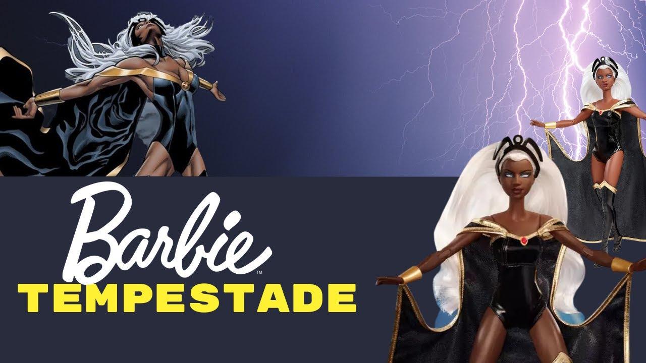 Barbie - Tempestade