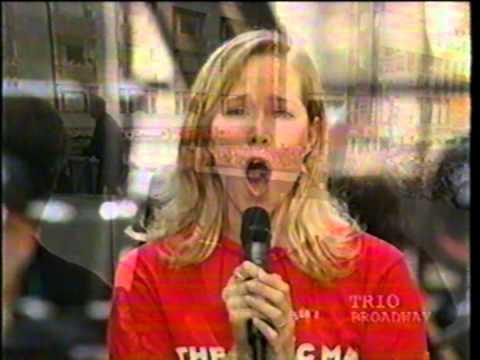 Broadway On Broadway 2001