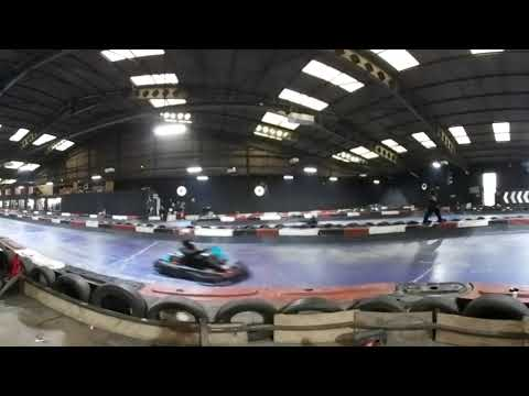Bloxwich go karting