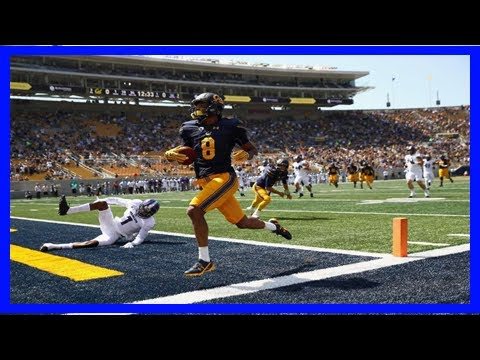 Breaking News   Cal's top receiver demetris robertson out vs. ole miss