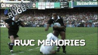 [RWC MEMORY] 1995 Jonah Lomu