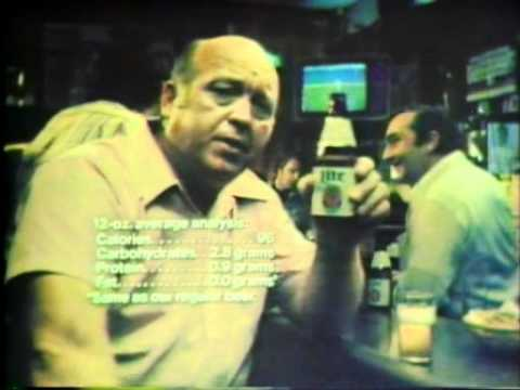 Miller Lite, 1976 09 26, Marvelous Marv Throneberry