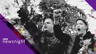 The echo of Germany's far right - BBC Newsnight