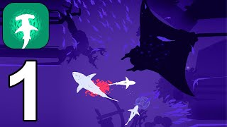 Shoal Of Fish - Gameplay Part 1 All Levels 1 - 11 (Android, iOS) screenshot 1