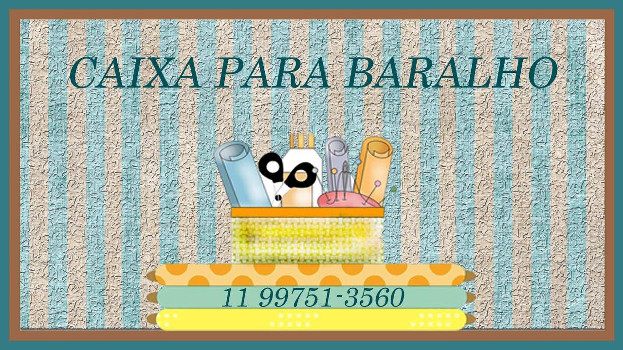 Download 03- CAIXA BARALHO - PREPARANDO A CAIXA E FINALIZANDO A CAPA