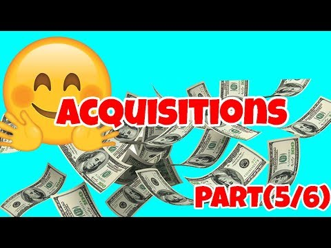 Real Estate Investing Series - Acquisitions (Part 5/6)