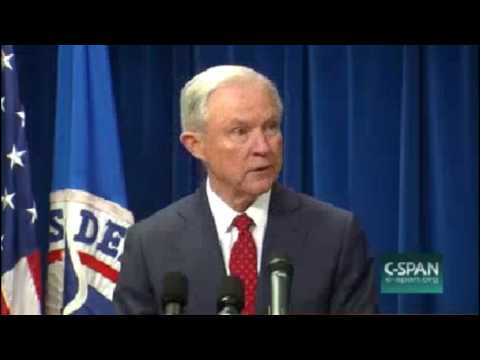 Sessions Announces Trumps New Travel Ban March 6, 2017