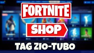 SHOP FORTNITE di oggi 20 agosto nuova skin DECISIONISTA, piccone METRO MACHETE, SKULLY e CORNETTO