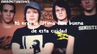 Fall Out Boy - Grand Theft Autumn/Where Is Your Boy Tonight |Traducida al español|♥