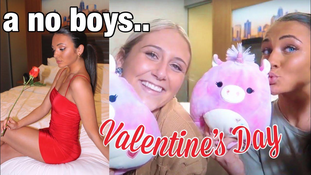 Valentine's Girls Wknd Vlog @ Charlotte, NC