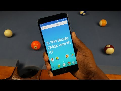 The ZTE Blade Z MAX | My Experience with It so Far