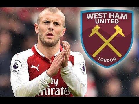 Jack Wilshere - Welcome to West Ham 2018/19 | Goals, Skills & Assists