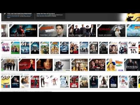 Ich habe getestet: Amazon Prime Instant Video