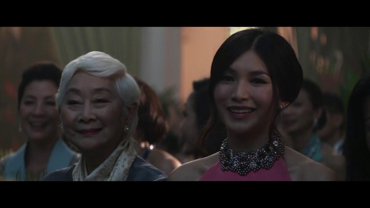 Wedding Scene Crazy Rich Asians