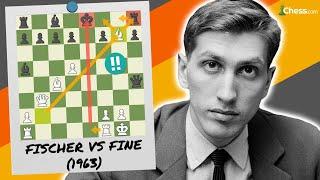 Bobby Fischer's Brilliant Miniature
