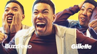 9 Things Guys Do Without Realizing It // Presented By BuzzFeed & Gillette