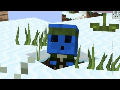Minecraft - Race To The Moon - Puppet Show! [3]