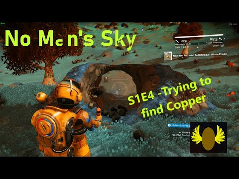 No Man's Sky Beyond - S1E4 - Trying To Find Copper
