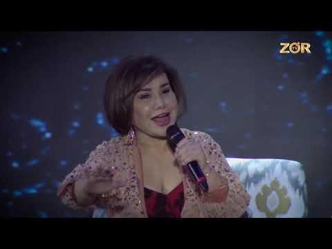 Yulduz Usmonova -Men seni sevaman( Albom taqdimoti)  03.01. 2019