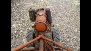 Hatz diesel Howard Gem. Nice old hardworking rotorvator.Start up and run.