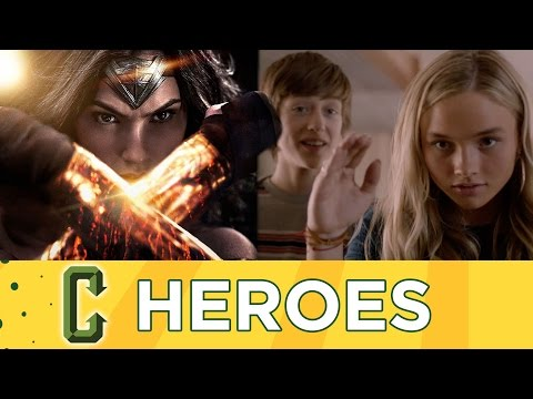 Wonder Woman First Reactions, X-Men's The Gifted Trailer - Collider Heroes