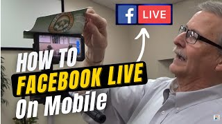 How to Facebook Live (for any size church)