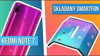Opinia o Xiaomi Redmi Note 7 i SKŁADANY Smartfon - Q&A / Mobileo [PL]