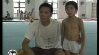 Les Petits Soldats Du Sport Chinois-Partie 1