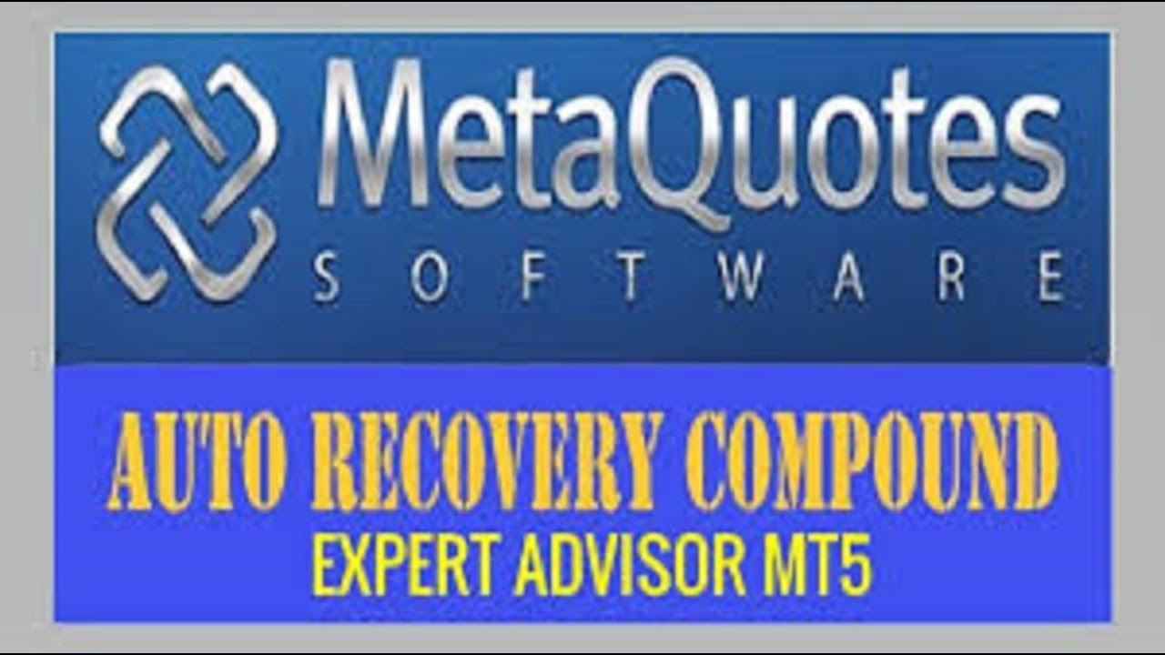 Best Auto Recovery >> Best Ea Auto Recovery Compound Mt5 Binary Youtube