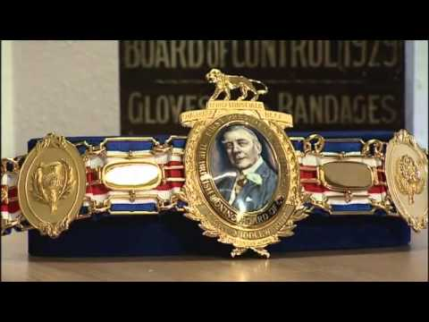 Fishlocks Wales 'Lords of the Rings' Welsh Boxing History & Boxers from Wales