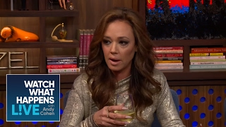 Leah Remini On Leaving Scientology, Tom Cruise, John Travolta, And Brooke Shields | WWHL