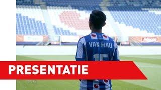 Gambar cover Presentatie Doan Van Hau
