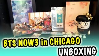 Download Video [K-REVIEW] BTS -- BANGTAN BOYS 방탄소년단 -- BTS NOW3 in CHICAGO UNBOXING MP3 3GP MP4