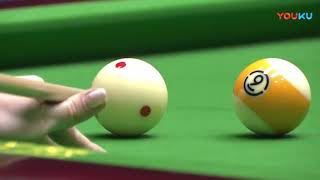 Anastasia Luppova (RUS) VS Ryan Fleming (UK) - Overseas - 2018 World Chinese 8 Ball Masters