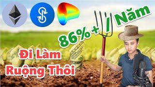 🔴 698 - Lợi Nhuận Cực Cao 86%+ / Năm - Thuận Dấn Thân Vào Yield Farming, Yearns Finance, Defi