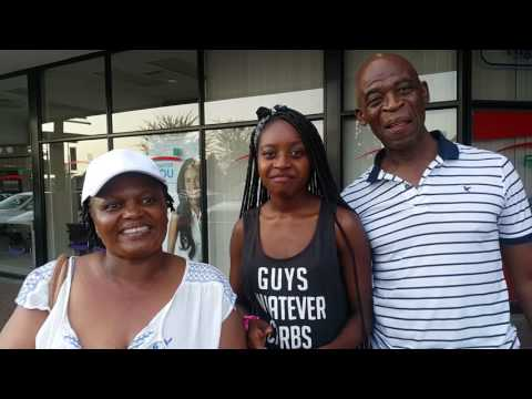 pro Jewish South African Black family