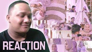 FATIN - HANYA MIMPI (OFFICIAL MUSIC VIDEO), AWAS BAPERRR !!! REACTION !