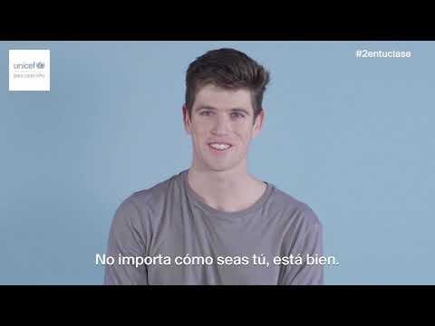 Miguel Bernardeau protagoniza una campaña contra el acoso y la violencia escolar