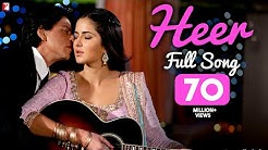 Heer - Full Song | Jab Tak Hai Jaan | Shah Rukh Khan | Katrina Kaif | Harshdeep Kaur | A. R. Rahman