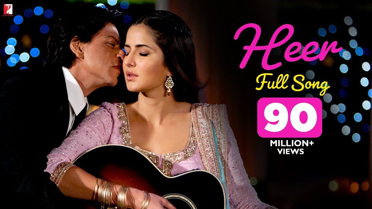Download Heer - Full Song | Jab Tak Hai Jaan | Shah Rukh Khan | Katrina Kaif | Harshdeep Kaur | A. R. Rahman
