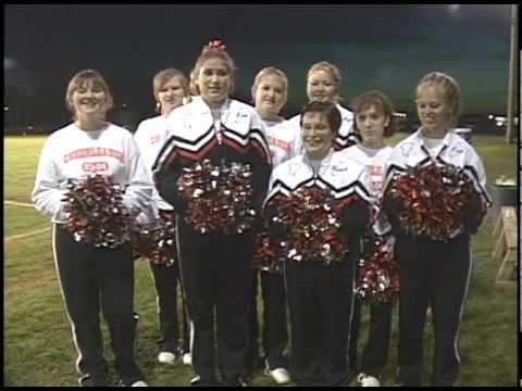 Cavalier North Dakota Tornado Football