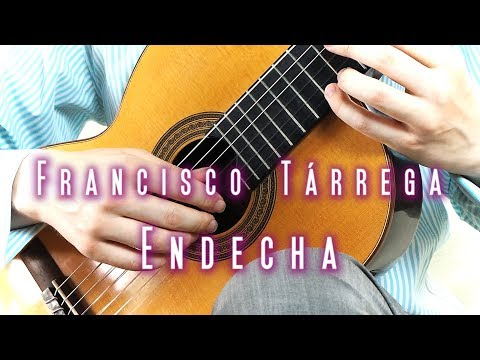 Endecha By Francisco Tarrega - Performed By Samuel T. Klemke