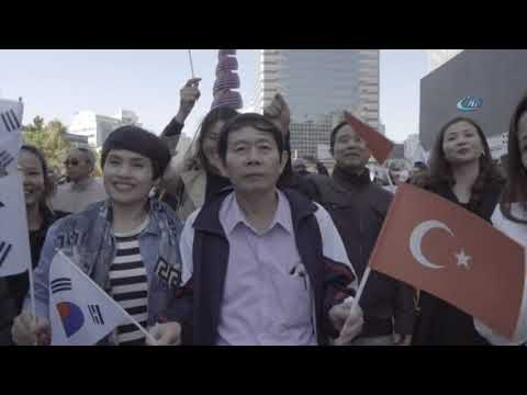 Güney Kore'de Mehter Coşkusu