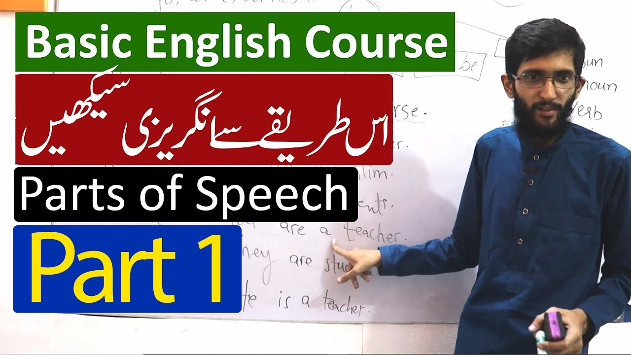 Day 1 Basic English Speaking - Real Classroom Learning
