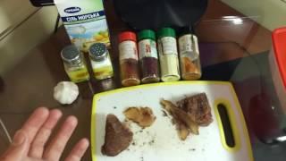 Бастурма из куриной грудки Армянский и Классический рецепт