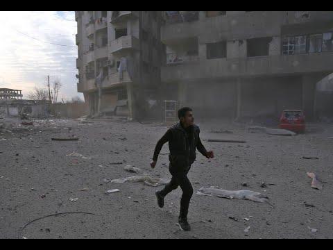 قصف تركي يصدّ قوات للنظام السوري في عفرين  - نشر قبل 8 ساعة