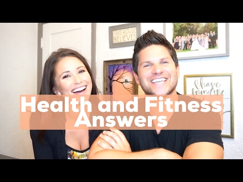 HEALTH AND FITNESS ADVICE FROM ATHLETIC COUPLE  Chai Tea Tuesday with Nia